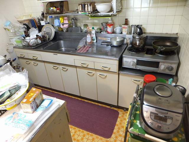 Japanese Kitchen Japanese Food By Real Daily Life In Japan